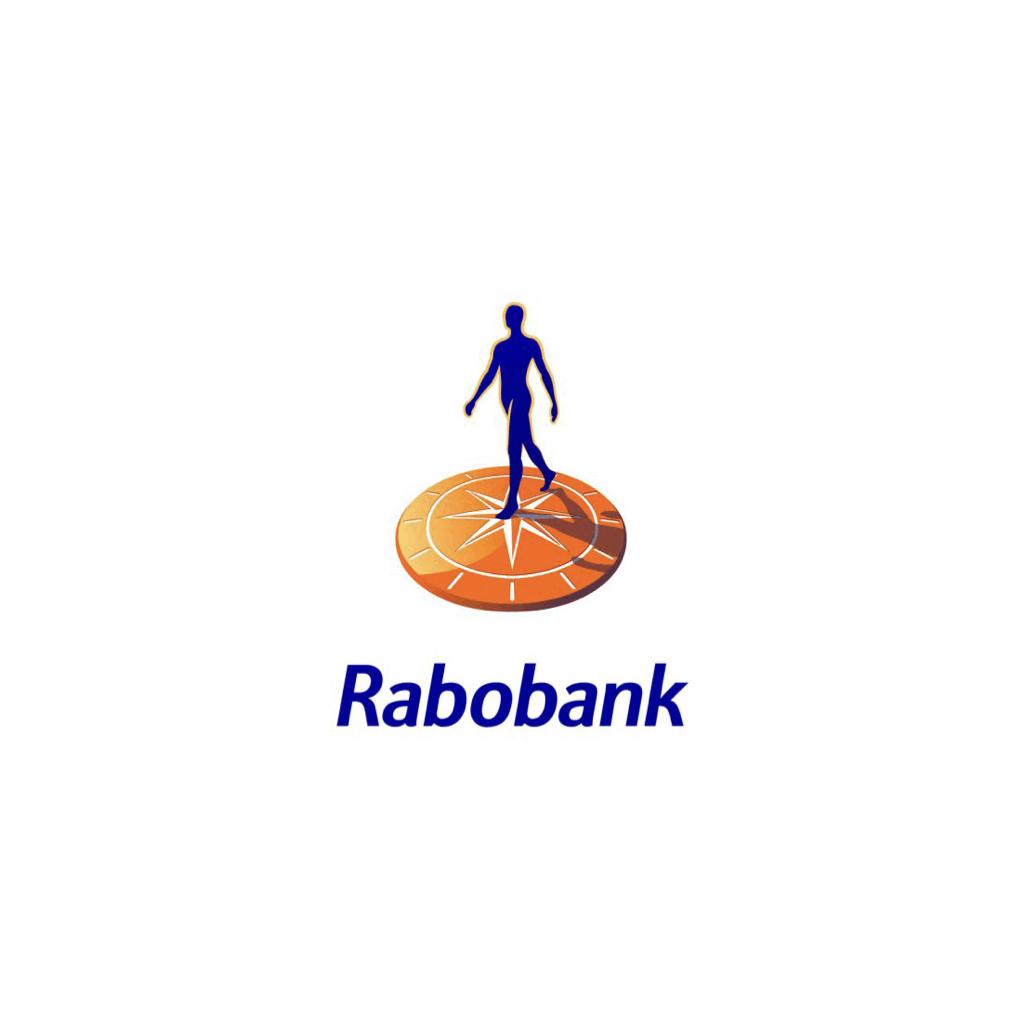 Logo Rabobank sponsor Terug naar Westerbork