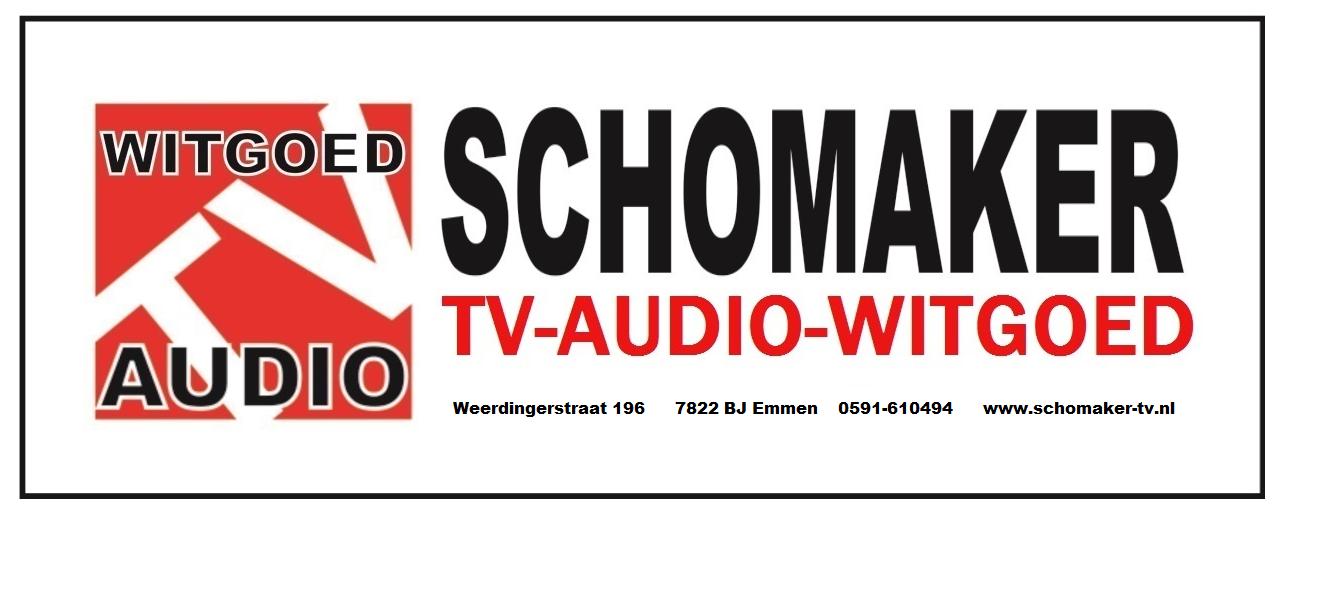 Schomaker Witgoed en audio Emmen