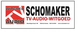 Schomaker Witgoed en Audio