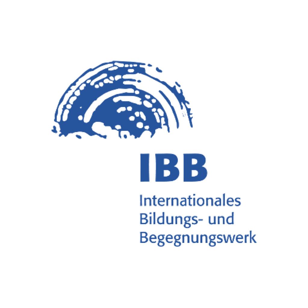 logo internationales bildungs und begegnungswerk